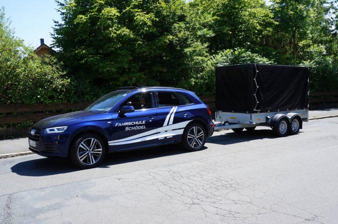 Audi Q5 für BE